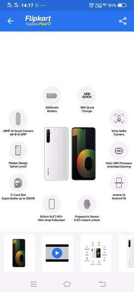 realmi new mobile