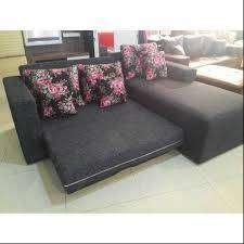 sofa l bed kredit tanpa dp bunga 0%