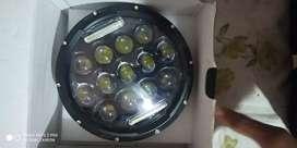 LED Headlight for thar bikes etc with bill fresh item