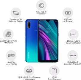 Realme 3 phone best condition only 4 month