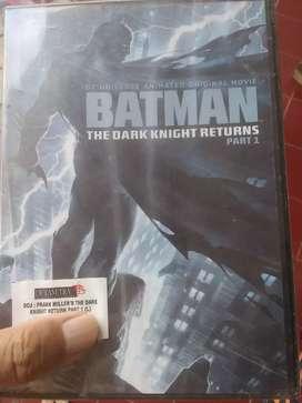 DVD judul Batman Dark Knight Return ORI