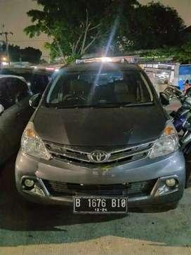 Toyota Avanza 1.3 G tahun 2014