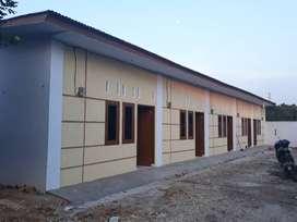 Disewakan Rumah 5x4 (5 pintu) 500rb/bln (bisa pertahun)