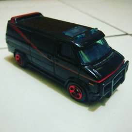 Hotwheels 2011 HW Premire The A Team 2011