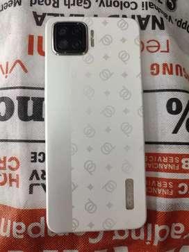 Oppo f17 white colour