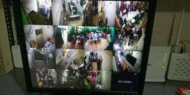 Pusat Grosir CCTV HIKVISION Murah Jatim