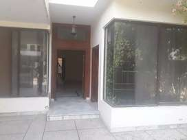 F11-3 Beautiful Marbl Floor Double Story 30X70 4Bed Full House On Rent