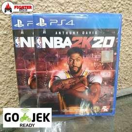 READY NBA 2K20 PS4 >>GOSHOP GOSEND BISA