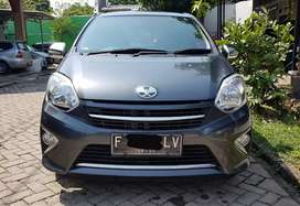 TOYOTA AGYA 1.0 G 2015 AT /MATIC TDP 7 jt
