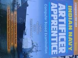 Indian Navy artificer apprentice
