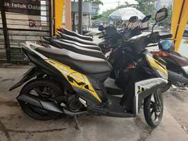 Bisa tukar tambah dan kredit Yamaha Mio M3 kuning