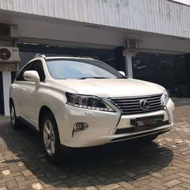 Lexus RX 270 2013 Ultimate
