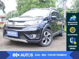 [OLXAutos] Honda BRV 1.5 E CVT A/T  2016 Hitam