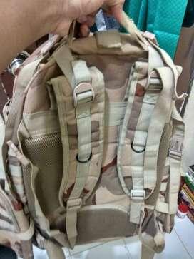 Murah ! Tas Tentara (Army) Cool Warna Cream