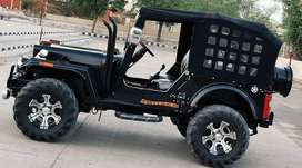 willy open jeeps