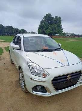 Swift Dzire 2020 kiraye ke liye uplabd h Gorakhpur se kahi bhi ke liy