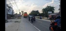 Di Jual Cucian Mobil/Bengkel di Batas kota Pekanbaru/ Pasir Putih