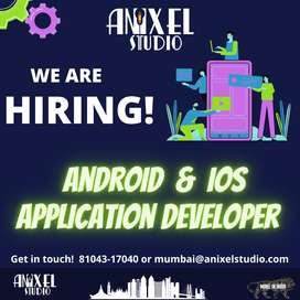 Android & IOS Developer