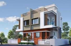 Decent 2BHK Banglow for sale at Salokhe Nagar.