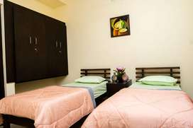 Sarvanampatti Fully Furnished PG Rooms Coliving