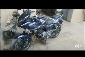 Pulsar 220 brand new condition