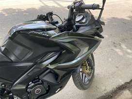 Pulser RS200 Brand-new condition