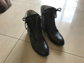 Fighter Jet pilot boots