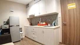 Apartemen 2 Lantai +Furniture Student Park Seturan Jogja Dijual (B326)