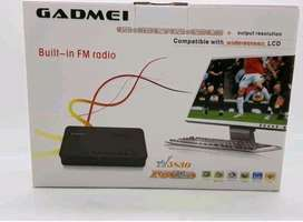 GADMEI TV Tuner 5830 New LCD / LED