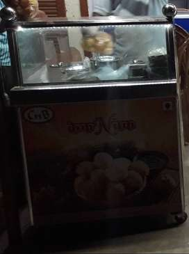 Gupchup counter