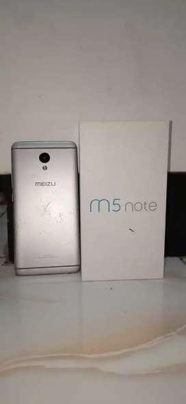 Lebih enak dari Xiaomi,  Meizu M5 Note Ram 3/32GB Fullset