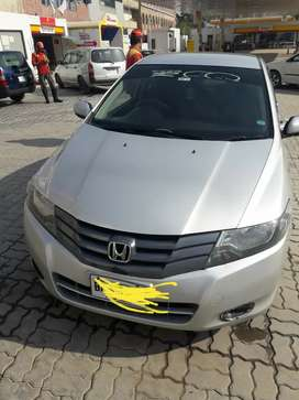 Honda city buy and drive no machical work requires