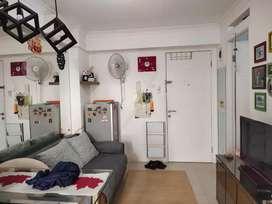 Disewakan Apartemen Type 2 Bedroom Full Furnished Bassura city