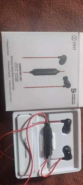 Samsung ITFIT Wireless Bass Earphone