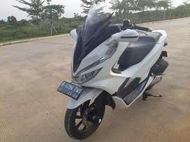 Honda PCX CBS 2018 low kilometer