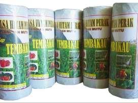 Plastik Mulsa Hitam Perak Original Untuk Pertanian