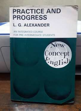 New Concept English, Practice and Progress