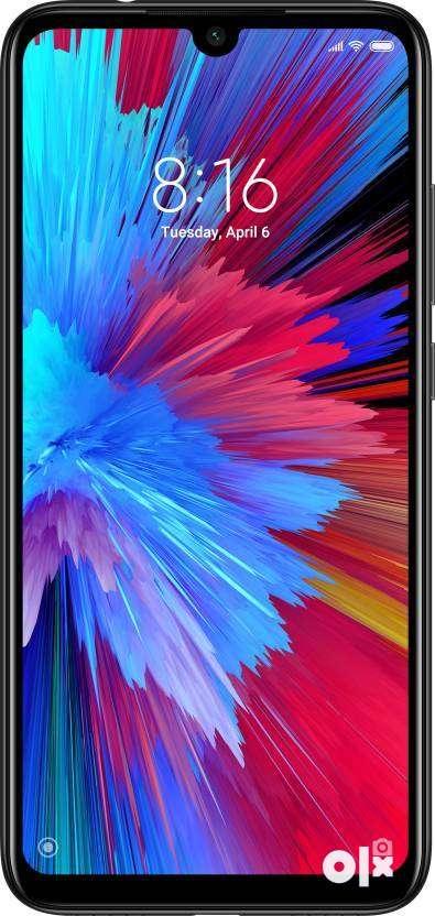 Redmi Note 7S (Onyx Black, 32 GB)  (3 GB RAM) 0