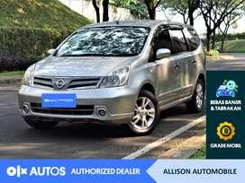 [OLXAutos] Nissan Grand Livina 2012 1.5 XV A/T Silver #Allison