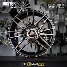 Velg Mobil Master ( A024 )Ring 15 BMF + Bronze