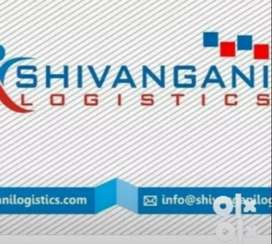 Delivery boys for shivangani logistics in Hazaribagh