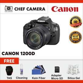 Canon 1200D + KIT
