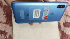 Redmi note 6pro 4 GB ram and 64GB ROM  7 month used