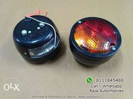 Old Jeep Tail lamp