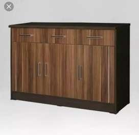 Kitchen set bawah 3 pintu