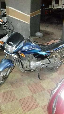 full condition and maintained bike