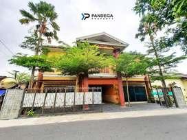 Dijual Rumah dan Ruang Usaha Tepi Jln Magelang, Dekat Hyatt, UGM