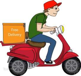 Delivery & Collection Boy Need Urgent Apply