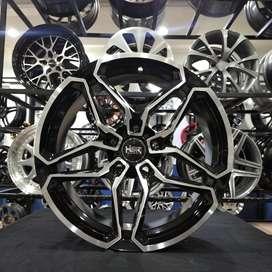 Velg Mobil Racing R17 Xpander, Ertiga, Nissan Juke Di Toko Velg Venice