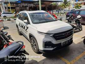 Wuling Almaz 1.5L T Lux CVT AT Warna Putih Tahun 2019 Kondisi 90%